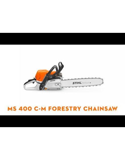 STIHL MS 400 C-M Petrol Chainsaw