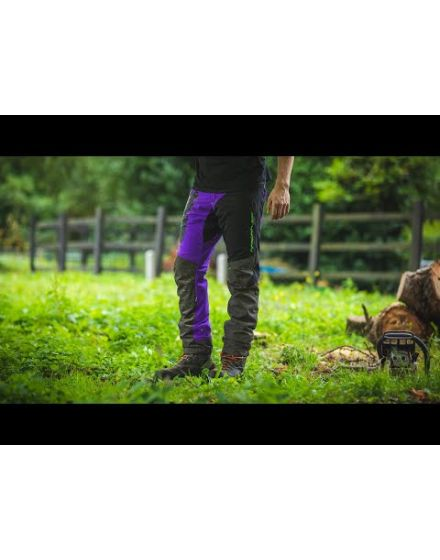 Arbortec Arborflex Casual Skin Black Trousers