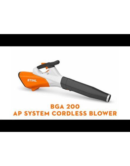 STIHL BGA 200 Battery Blower (Unit Only)