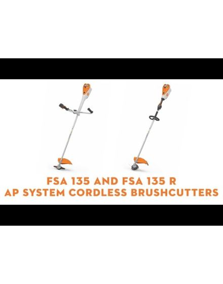 STIHL FSA 135 Battery Strimmer (Unit Only)