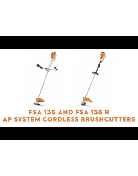 STIHL FSA 135 R Battery Strimmer (Unit Only)