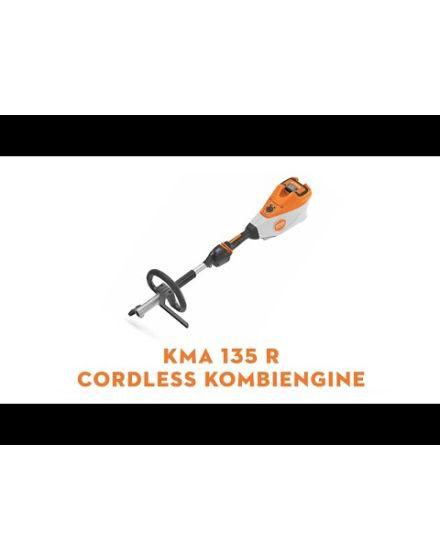 STIHL KMA 135 R Battery KombiEngine (Unit Only)