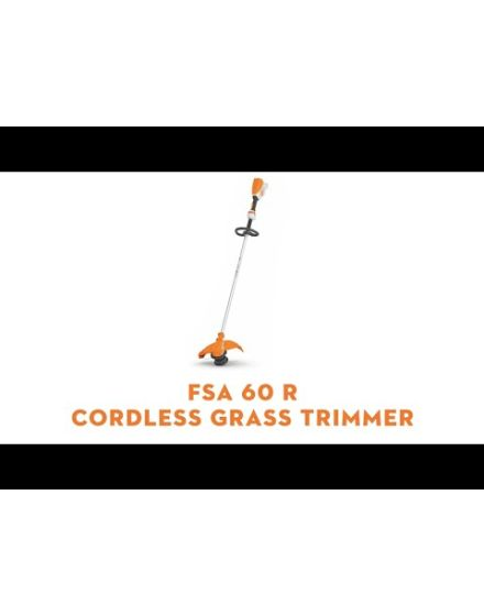 STIHL FSA 60 R Battery Strimmer (Unit Only)