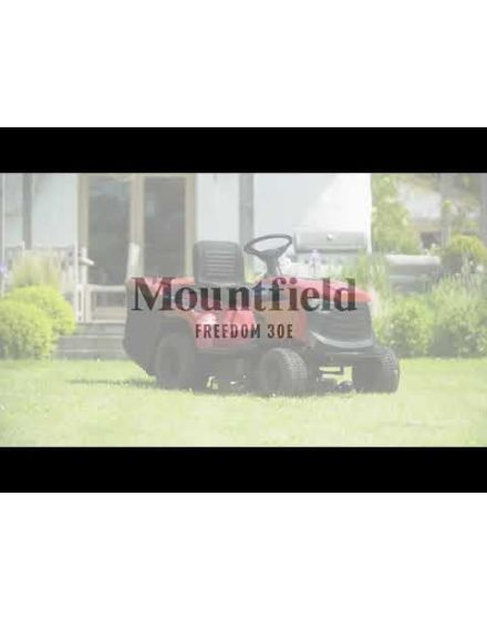 Mountfield Freedom 30E Battery Ride On Lawn Tractor