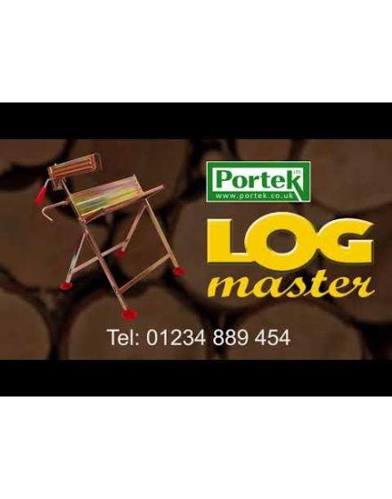 Portek LogMaster Saw Horse
