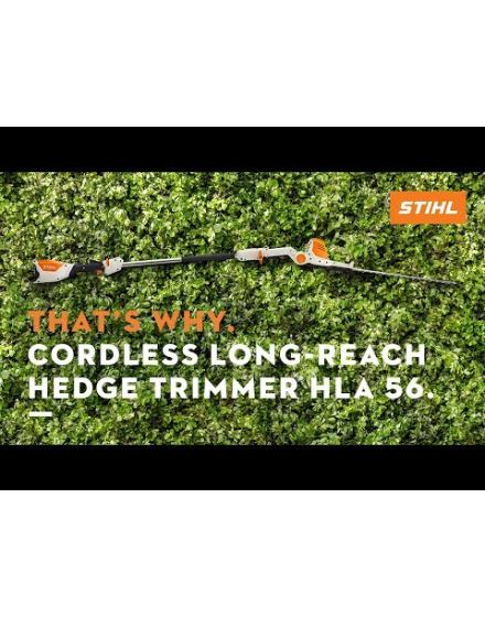 STIHL HLA 56 Battery Long Reach Hedge Trimmer (Unit Only)