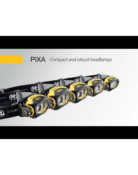 Petzl PIXA® 3R Headlamp