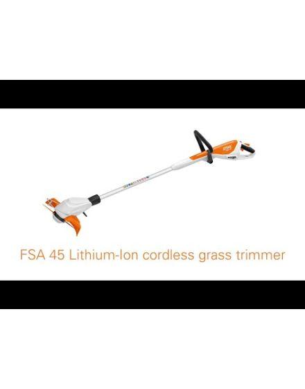 STIHL FSA 45 Battery Strimmer