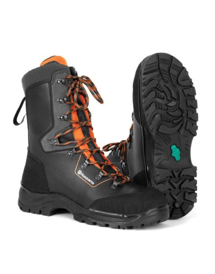 Husqvarna Classic Leather Chainsaw Boots