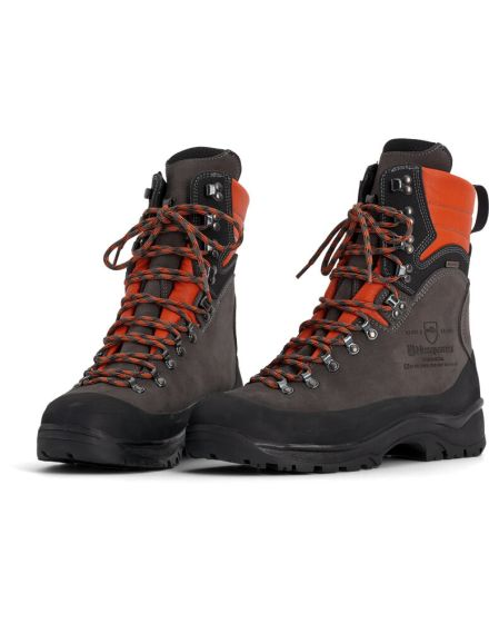 Husqvarna Technical Leather Chainsaw Boots