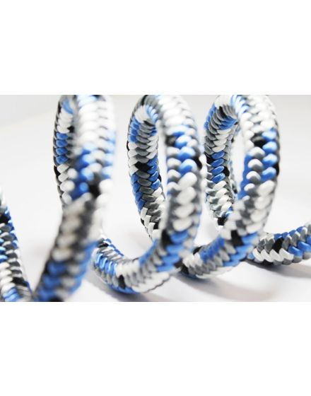 Marlow Gecko Blue Ocean® 13mm Climbing Rope (Spliced Eye)