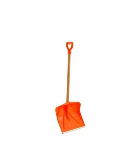 Kwazar Heavy Duty Poly Snow Shovel