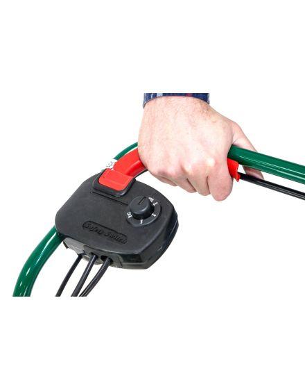 Allett Liberty 35 Self Propelled Battery Lawn Mower (Kit)