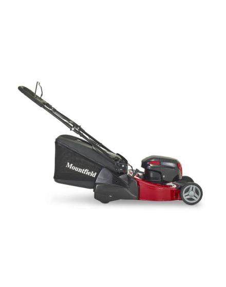 mountfield s46r pd self propelled battery lawn mower