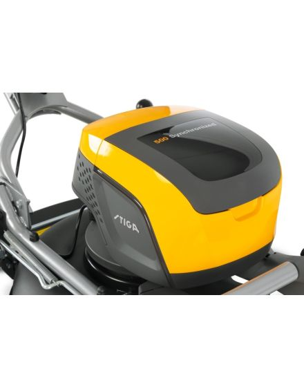 Stiga Multiclip 50 SX DAE Battery Lawn Mower