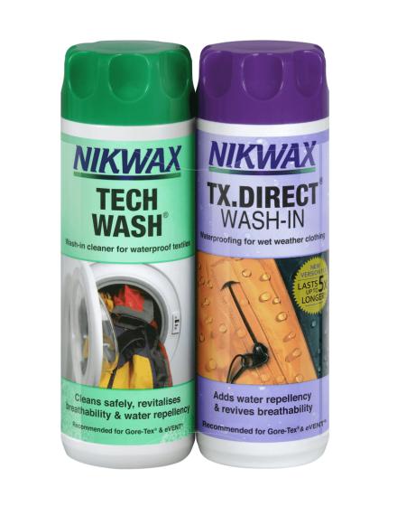 NikWax Cleaning & Waterproofing - 300ml