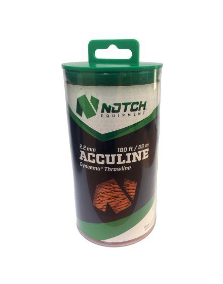 Notch 2.2mm Acculine Throwline