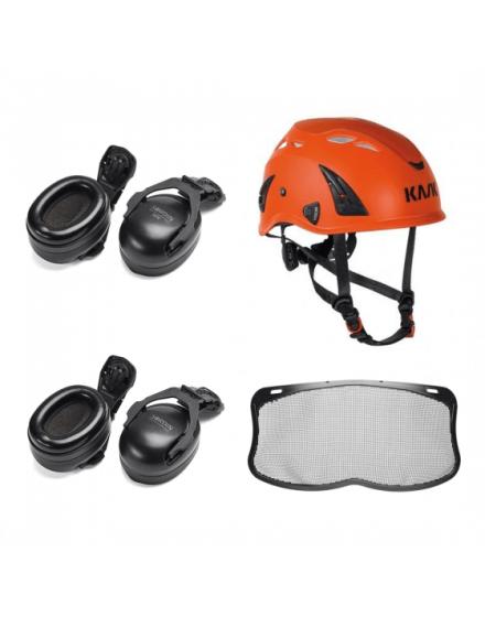 Kask SuperPlasma PL Climbing Helmet Kit (MSA Combinations)