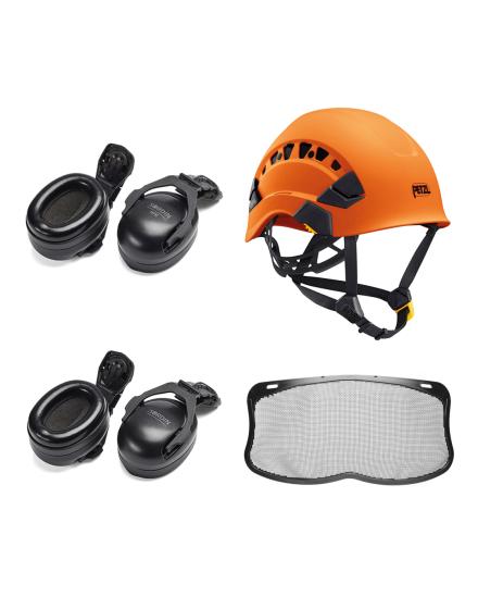 Petzl Vertex Vent Climbing Helmet Kit (MSA Combinations)