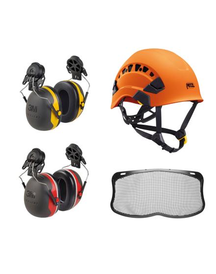 Petzl Vertex Vent Climbing Helmet Kit (X-Series)