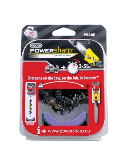Oregon PS50E Powersharp Chain & Stone 14″