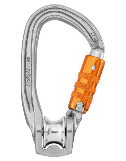 Petzl ROLLCLIP Z Triact Lock Pulley Karabiner