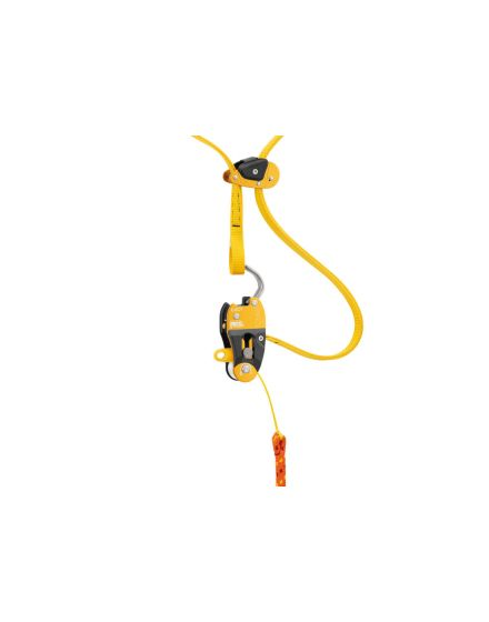 petzl eject friction saver
