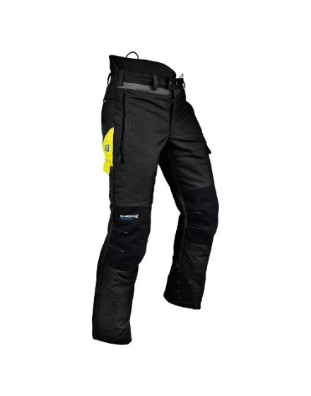 Pfanner Ventilation Black Chainsaw Trousers - Type A