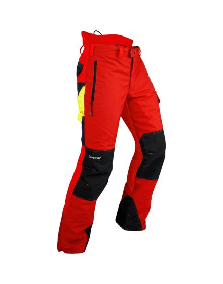 Pfanner Stretch Air Ventilation - Red - Type A - Standard Leg