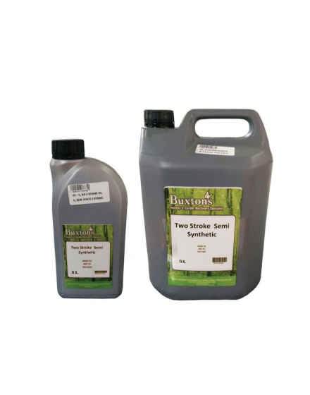 Buxtons Semi-Synthetic 2 Stroke Oil