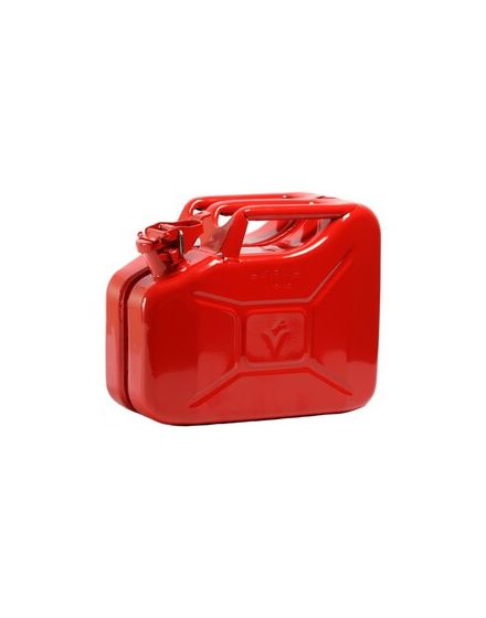 Red Steel Jerry Can 10L