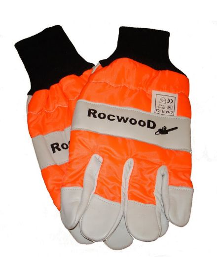 Rocwood Chainsaw Protective Gloves