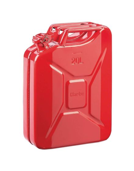 Rocwood Steel Red Jerry Can - 20L