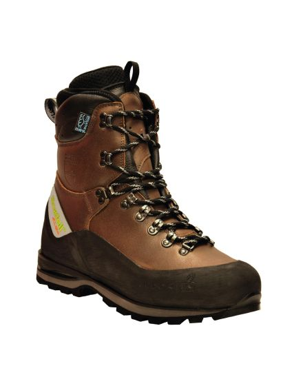 Arbortec Scafell Lite Brown Chainsaw Boots