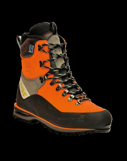 Arbortec Scafell Lite Orange Chainsaw Boot