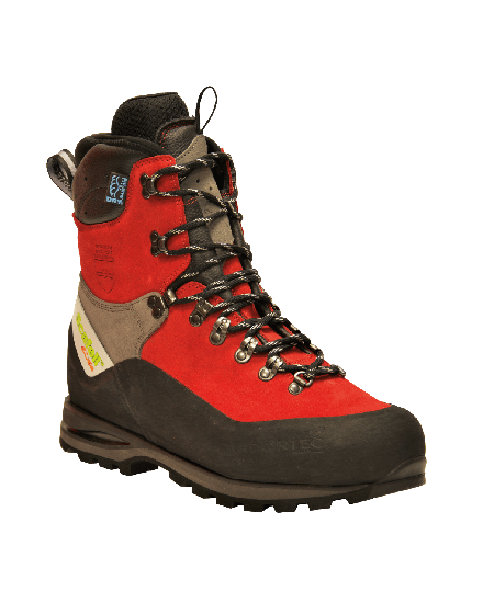 Arbortec Scafell Lite Red Chainsaw Boot
