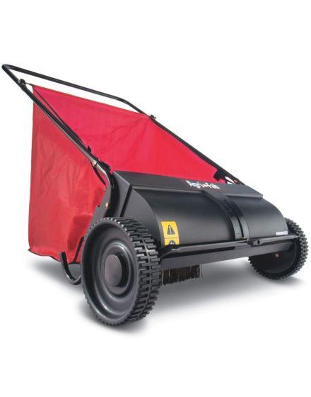 """Agri-Fab 26"""" Push-Type Lawn & Leaf-Sweeper"""