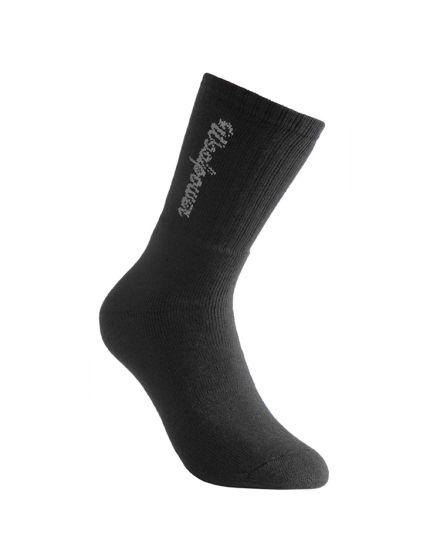 Black 400 Socks
