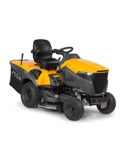 stiga estate pro 9102 hwsy ride on lawn tractor