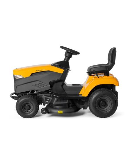 Stiga Tornado 2098 Petrol Ride On Lawn Tractor