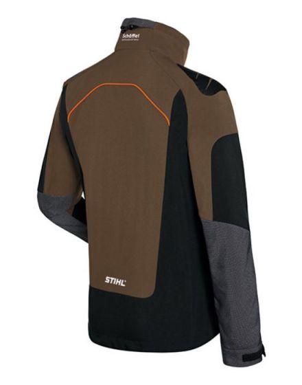 STIHL ADVANCE X-SHELL Peat Jacket (New Sizes)