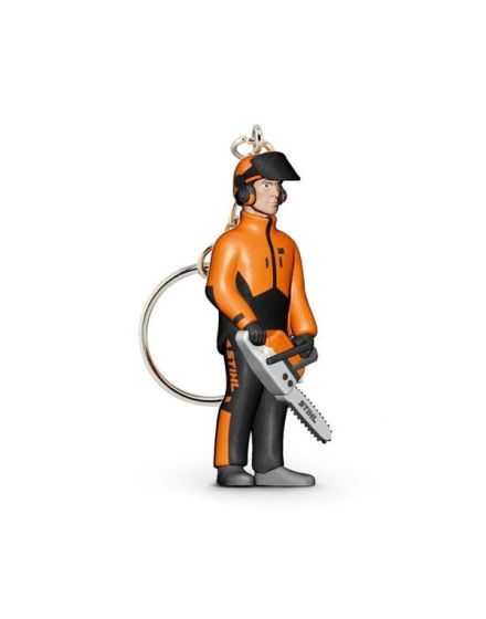 STIHL Forestry Worker Keyring
