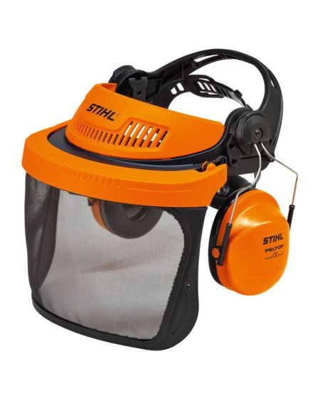 STIHL G500 Face/Hearing Protection