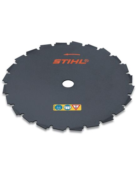 STIHL 225mm (24 T) Circular Chisel-Tooth Saw Blade