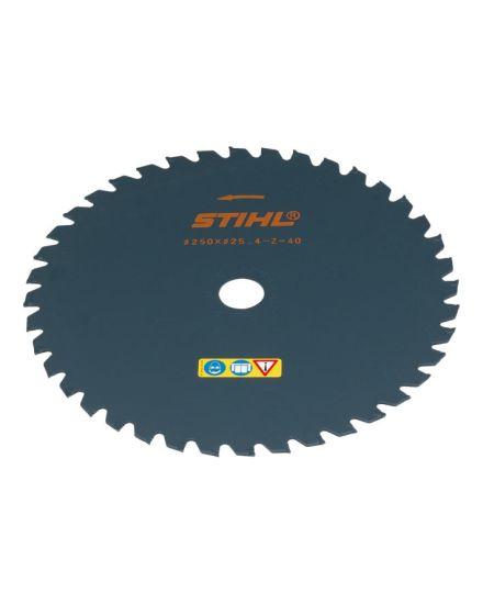 STIHL 250mm (40 T) Metal Grass Cutting Blade