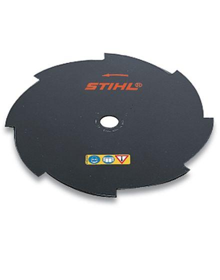 STIHL 255mm (8 T) Metal Grass Cutting Blade