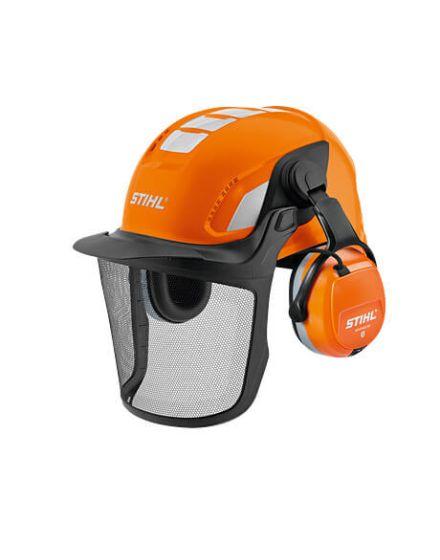 STIHL ADVANCE X-VENT Bluetooth Helmet