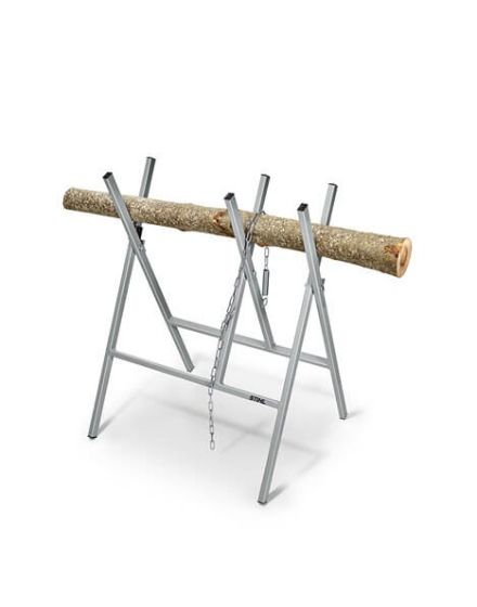stihl metal sawhorse