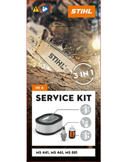 STIHL Service Kit 4 For MS441/MS461/MS881