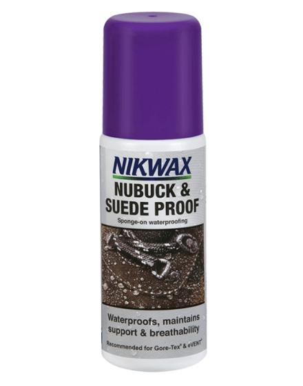 NikWax Nubuck & Suede - 125ml